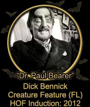 Horror Host Hall of Fame